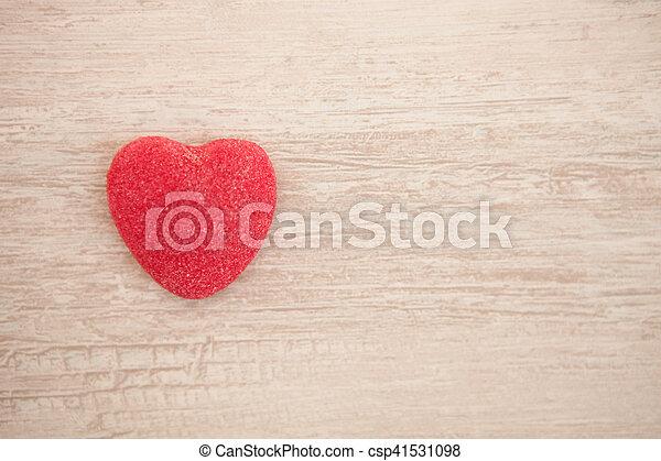 zoet hart - csp41531098