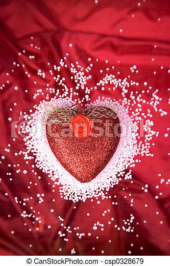 zoet, heart. - csp0328679